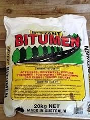 Cement Australia Instant Bitumen - Rodgers Building and Landscaping Supplies