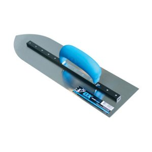 Ox 115 x 450mm Pointed Finishing Trowel - Rodgers Building and Landscaping Supplies