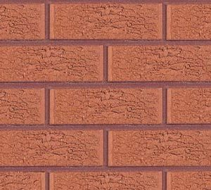 Red Texture Smooth Arris Face Bricks - Rodgers Building and Landscaping Supplies