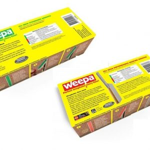 Weepa Weephole 25 per pack - Rodgers Building and Landscaping Supplies