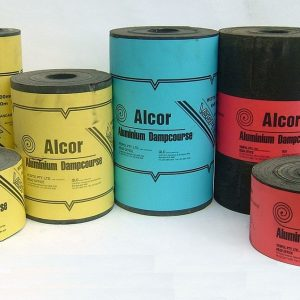 Alcor Aluminium Dampcourse - Rodgers Building and Landscaping Supplies