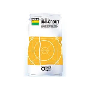 Blue Circle Uni-Grout (20kg) - Rodgers Building and Landscaping Supplies