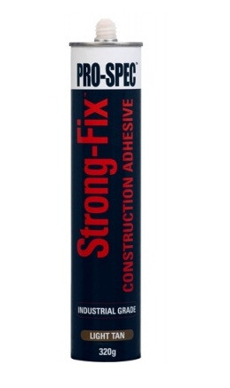 Strong Fix Construction Adhesive - Rodgers Building and Landscaping Supplies