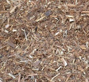 Euchi Mulch - Per Scoop - Rodgers Building and Landscaping Supplies