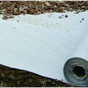 Geotextile Drainage Fabric - 1m x 50m - Rodgers Building and Landscaping Supplies