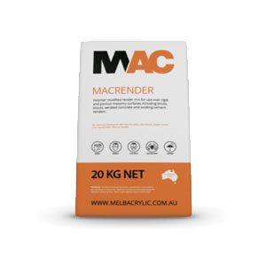 Macrender (20kg) - Rodgers Building and Landscaping Supplies