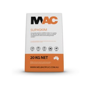 Mac Supaskim (20kg) - Rodgers Building and Landscaping Supplies