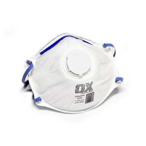 Ox P2V Disposable Masks - Rodgers Building and Landscaping Supplies