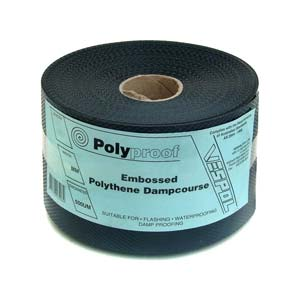Poly Dampcourse - Rodgers Building and Landscaping Supplies