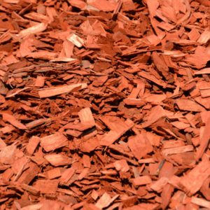 Wood Chip Red - Rodgers Building and Landscaping Supplies