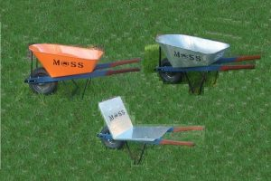 Moss Wheel Barrows - Rodgers Building and Landscaping Supplies