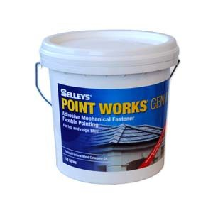 Point Works Bedding Sealer - Rodgers Building and Landscaping Supplies